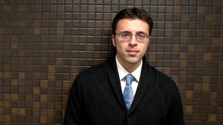 Ezra Klein, an analyst, columnist and television commentator, Vox
