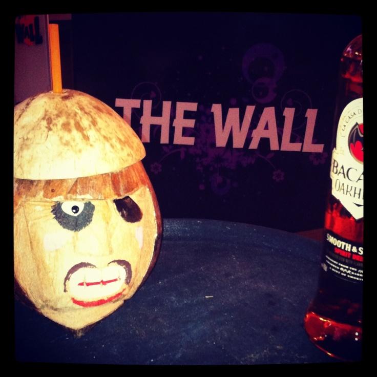 Tiki Drink. #pisa #leaningtower #drinkingissohappy