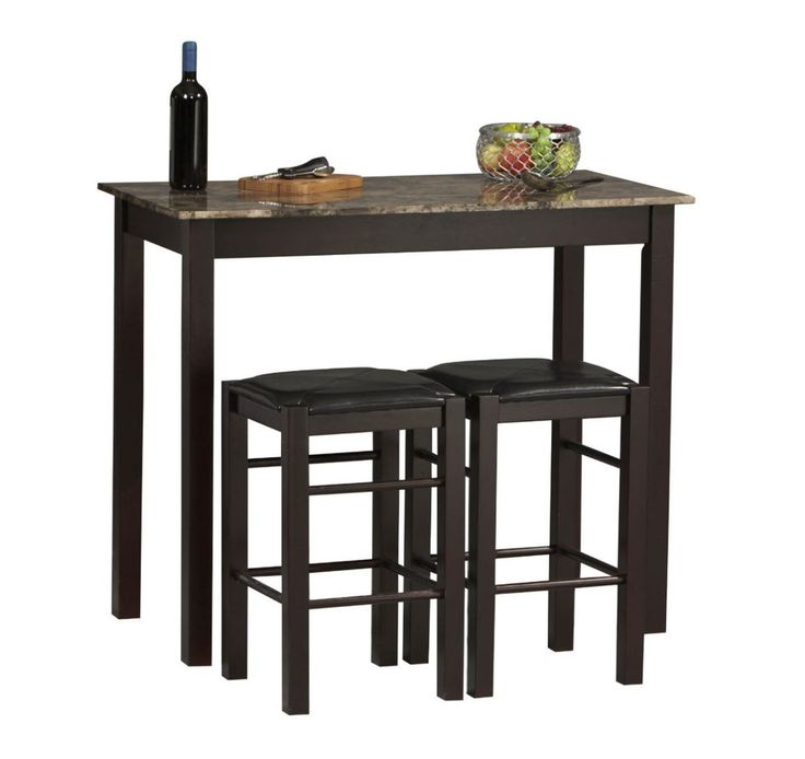Kitchen Bar Stools For Small Spaces: 1000+ Ideas About Small Kitchen Tables On Pinterest