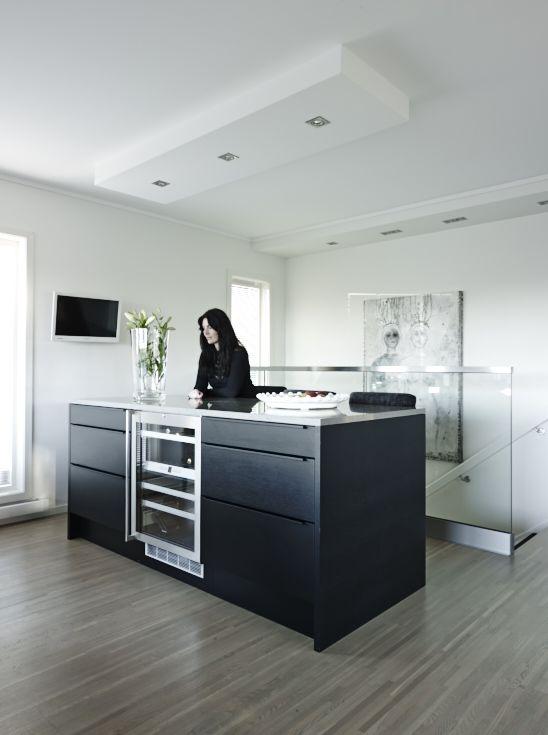 Interior Design Project - Kitchen & Living