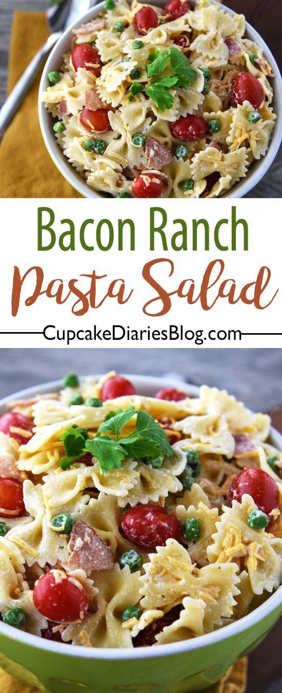 Ranch packet pasta recipes
