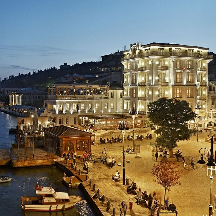 Ortaköy,Istanbul-TURKEY