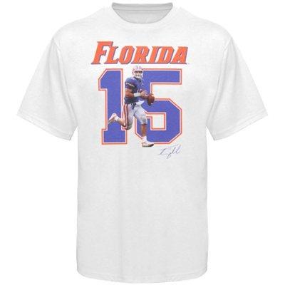 Tim tebow florida gators 15 t shirt gator country for Florida gators the swamp shirt