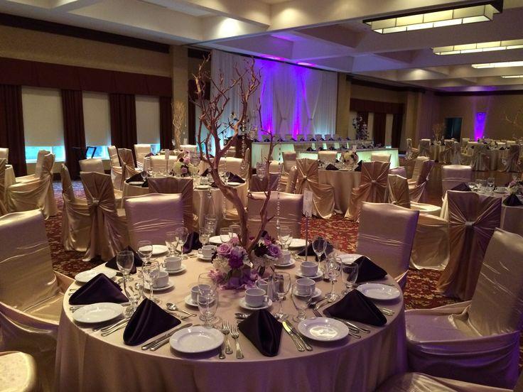 DoubleTree Fallsview Resort & Spa by Hilton Niagara Falls (Niagara Wedding Reception Hall) NiagaraWeddingHelper.com