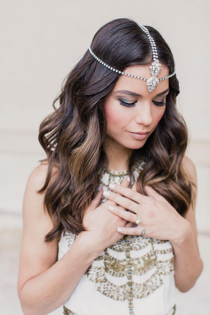 Mademoiselle Fiona Wedding Photography | Wedding Dress: Amanda Wakeley | Hair Stylist: Sebastien Poirier | Makeup Artist: Renata De Thomasis