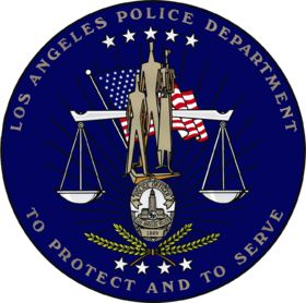 Usa police - Seal of the Los Angeles Police Department