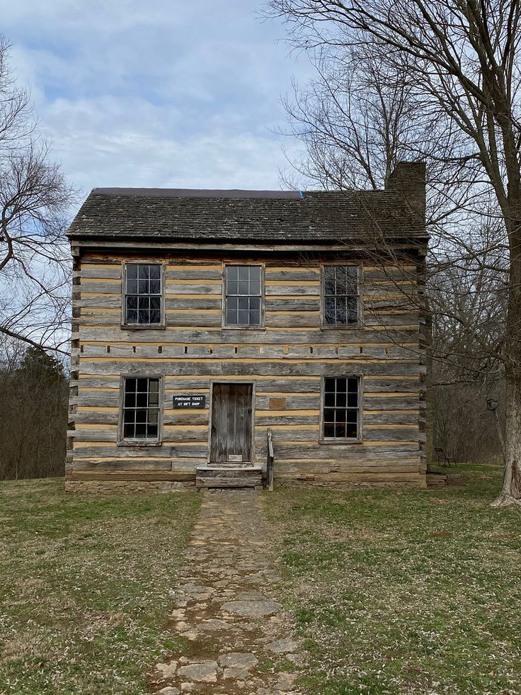 Lincoln homestead state park in 2020 state parks