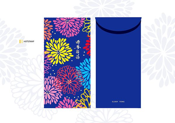 Contemporary Red Packet Design on Behance