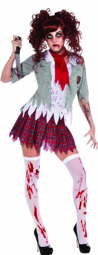 Zombie Halloween Costumes for Couples