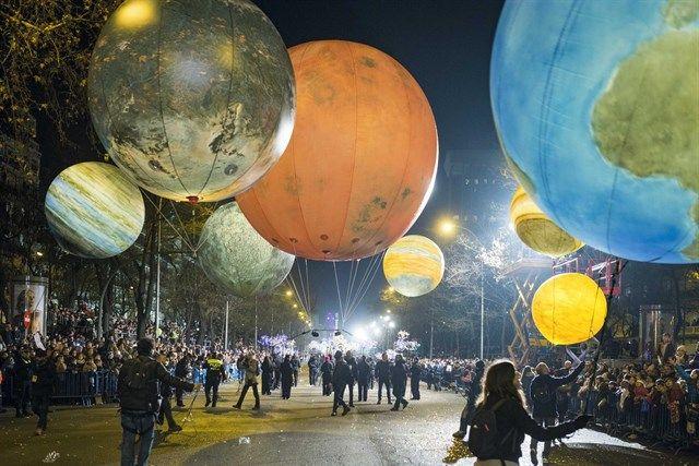 Así será la Cabalgata de Reyes de Madrid de este año