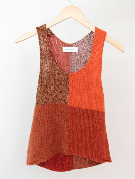 Correll Correll  :: colorblocked knits  ::  #knit