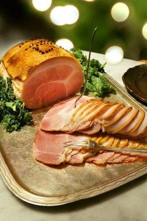 Julskinka ~ Christmas Ham