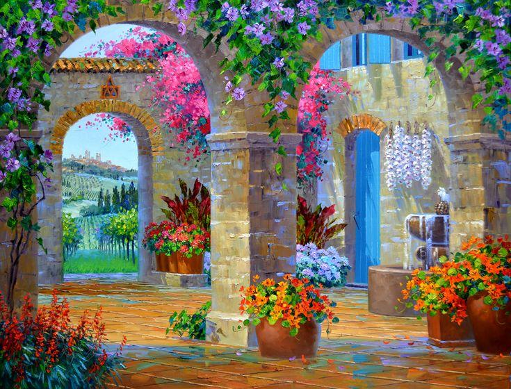 mikki senkarik paintings - Buscar con Google