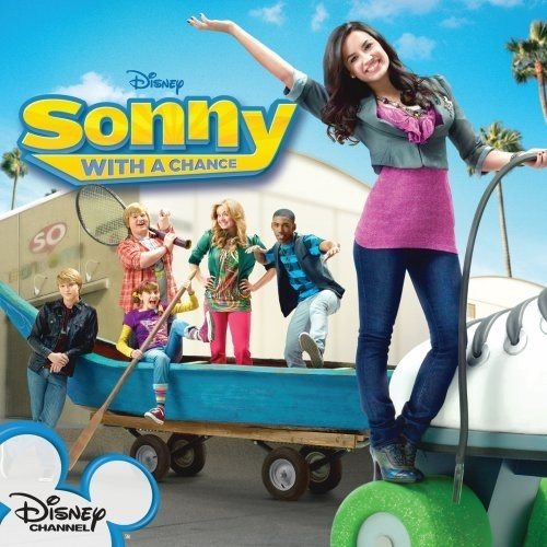 In Sonny with a Chance Demi Lovato played Sonny Munroe