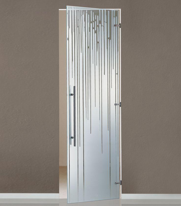 Oltre 25 fantastiche idee su porte di vetro su pinterest - Porta smalti ikea ...