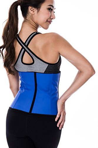 Best Waist Trainer Corset For Women Weight Loss Latex Shaper Cincher at Amazon Women's Clothing store: