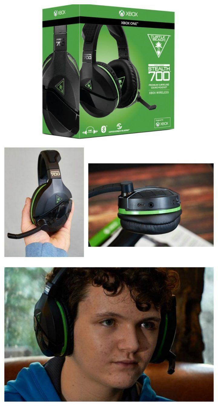Turtle Beach Stealth 700 Gaming Headset For Xbox One Revolutionizes The Way We Play Video Games Get It At Best Buy Di Xbox One Gaming Headset Turtle Beach