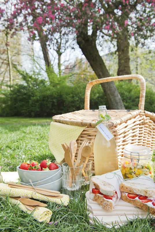 #picknick #outside | Dille & Kamille
