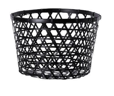 Zwarte mand voor in de woonkamer, om onze fleecekleden in te doen :) | IKEA | 32 cm: € 4,99 50 cm €14,95