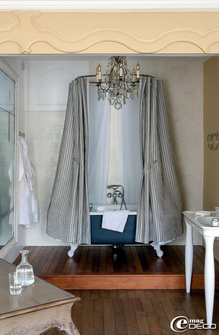 1000 id es sur le th me baignoire rose sur pinterest. Black Bedroom Furniture Sets. Home Design Ideas
