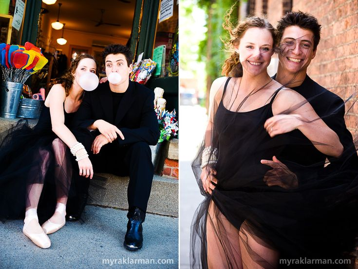 Tessa and Scott... oh so adorable!