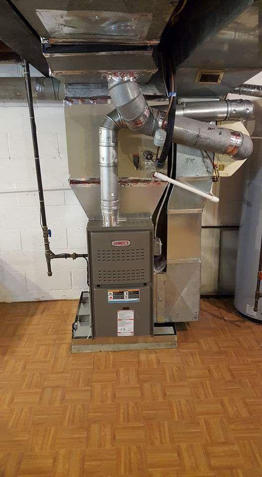 Lennox furnace  install - http://www.hvac-hacks.com/lennox-furnace-install/