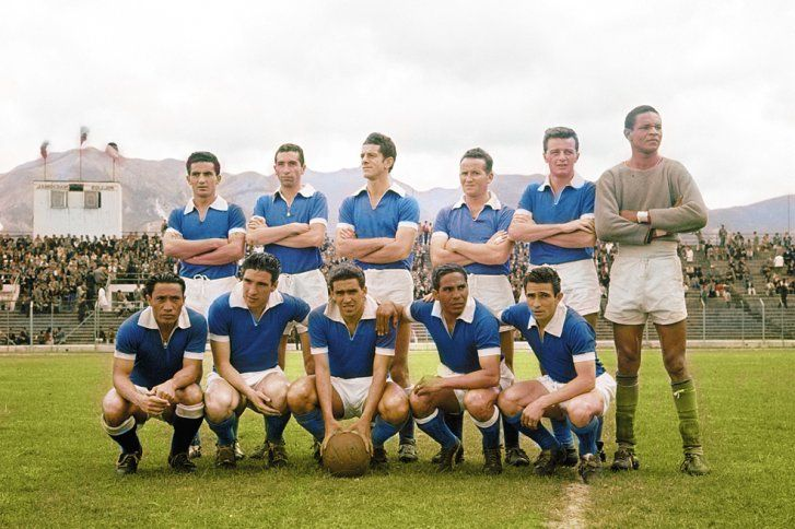 Campeon 1962