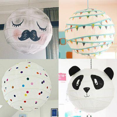 Passen Sie Die Lampe Ikea Regolit Fur Ein Kinderzimmer Chambre Bebe Lampe Kinderzimmer Junge Lampe Kinderzimmer Kinder Zimmer