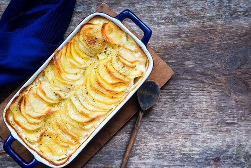 Sametově jemné brambory jsou skvělá příloha k masům.