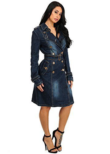 New Trending Formal Dresses: Womens Juniors Vintage Denim Double Breasted Shirt Dress Trench 10332P. Womens Juniors Vintage Denim Double Breasted Shirt Dress Trench 10332P   Special Offer: $55.99      422 Reviews Look hot and sexy in this stretchy knee length midi dress to the club or on a night out.  From sexy dresses, maxi, or just casual dresses, we have one that will suit  every...
