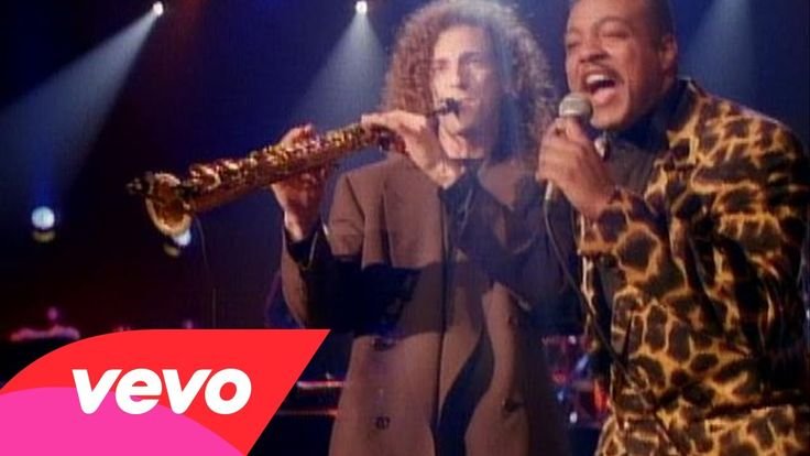 Kenny G with Peabo Bryson - By The Time This Night Is Over