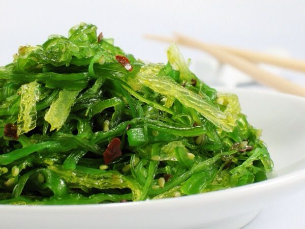 The Power-Green You're Probably Not Eating: Seaweed
