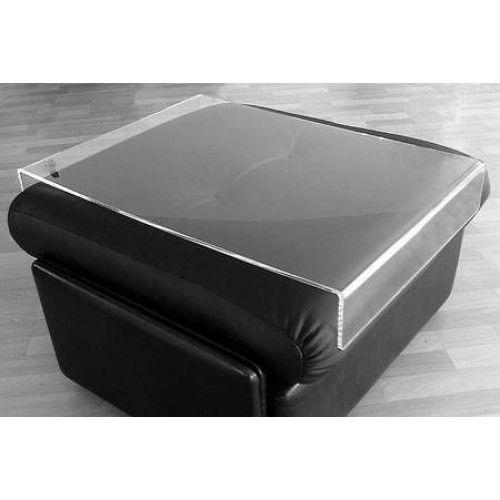 acrylglas hockertisch m bel glanz der spezialist f r acrylglasm bel acrylic style products. Black Bedroom Furniture Sets. Home Design Ideas