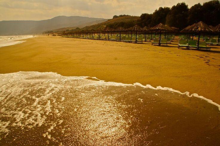 #Crete north beach