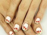 Hand Painted Nail Art Pictures