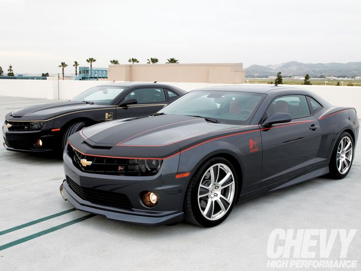 2010 Hurst Camaros one day I will have this!!