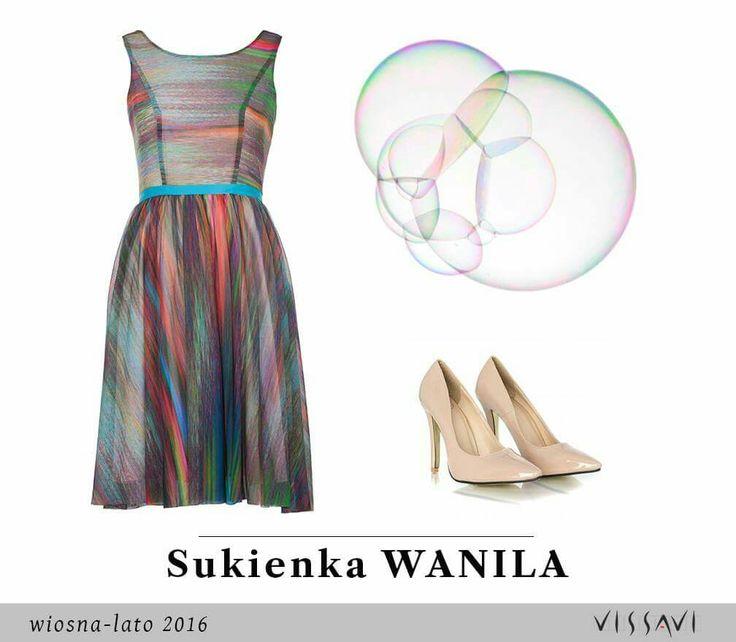 #sukienki #sukienkiwarszawa #vissavi #piękne
