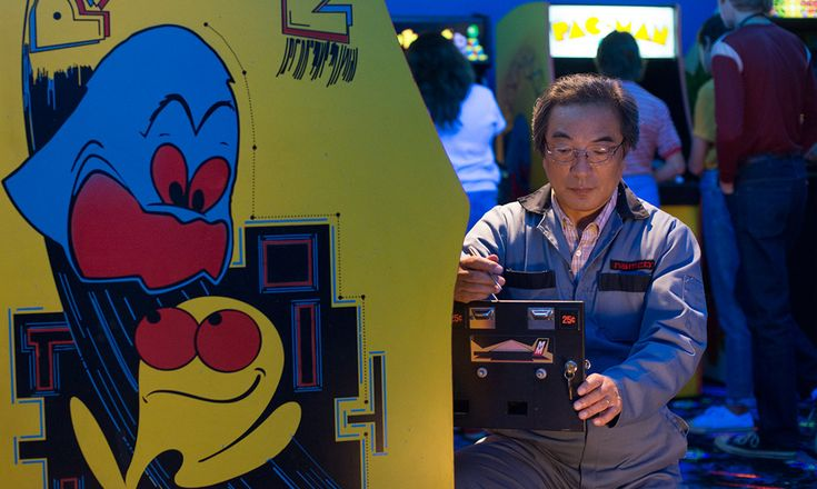 EXCLUSIVE: Interview with Toru Iwatani, creator of Pac-Man
