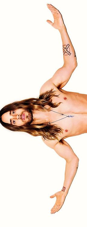 Jared Leto - ES Magazine, London
