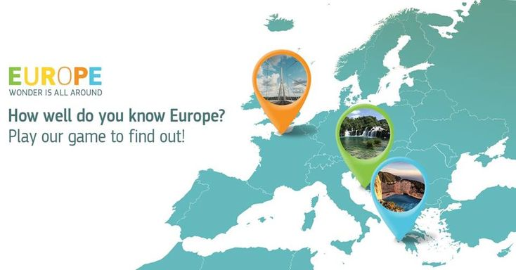 Europe 'Wonder Game' Kicks Off to Promote Intra-EU Travel