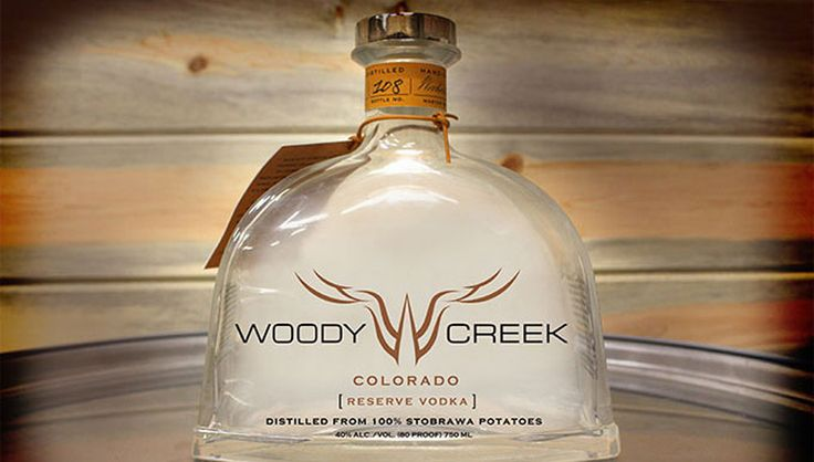 woody creek vodka | ... Lifestyle, Models, Gadgets, Luxury |Woody Creek Signature Potato Vodka