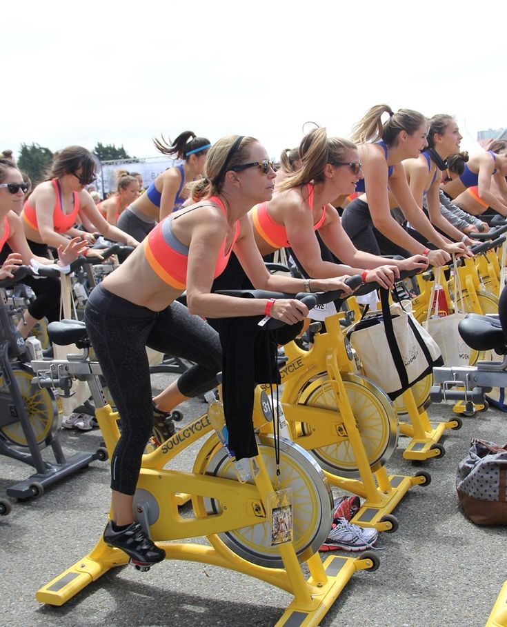 5 Possible Mistakes You Make At Your First Spin Class