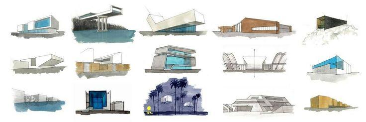 Watercolors #lad #italian #architecture #interior #design #rome #italy #italia #architettura #interni #costruzione #art #contemporary #bw #fashon #building #project #blackandwhite #tagsta #igers #jj #cool #bestoftheday #instagood  More at: www.lad.roma.it
