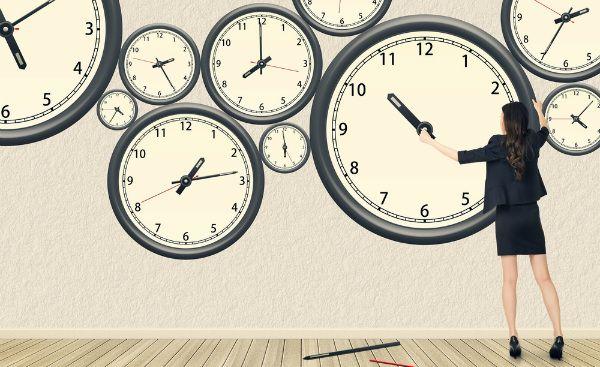 Svět podle Di: Nemám čas... A pár tipů jak si ho udělat