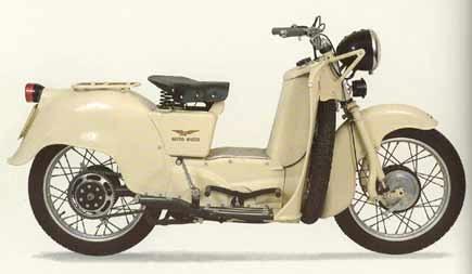 Moto Guzzi - Galletto