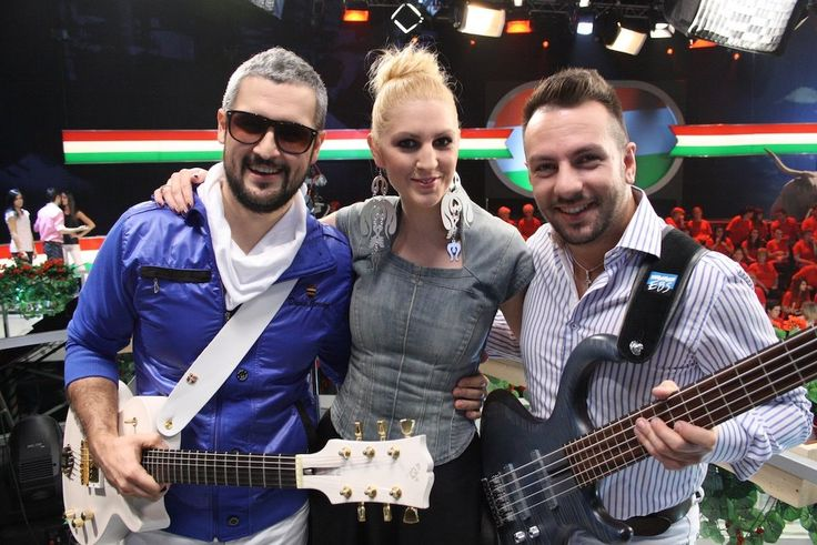 In Magyarország, szeretlek Dorina Galambos