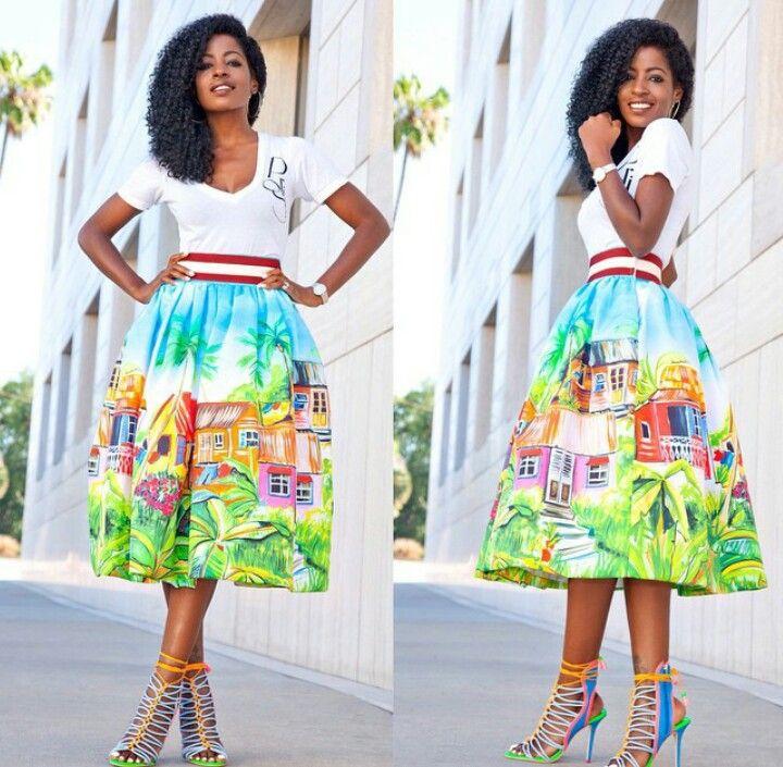 489 melhores imagens de Fashion: Midi