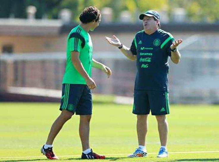 Andrés Guardado capitán de la Selección Mexicana - http://notimundo.com.mx/deportes/andres-guardado-capitan-de-la-seleccion-mexicana/14131