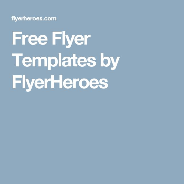 The 25+ best Free flyer templates ideas on Pinterest Flyer - workshop flyer template