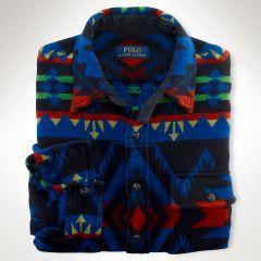 Bright Southwestern Workshirt - Polo Ralph Lauren Sale - RalphLauren.com